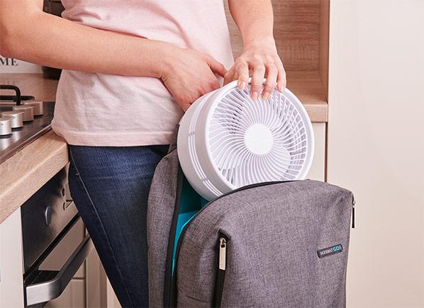 Ventilator pa kabllo